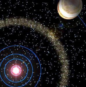 سلسلة عالم الفضاء الكواكب