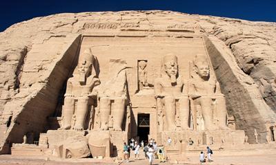 Ramses II built in Nubia